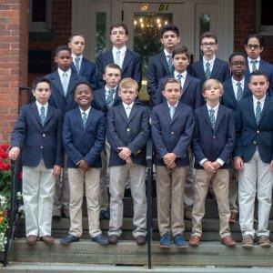 Lower School Boys, Class of 2019