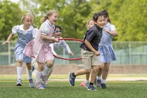 Cultivating Intellectual, Spiritual, Physical, and Emotional Development at Oak Knoll