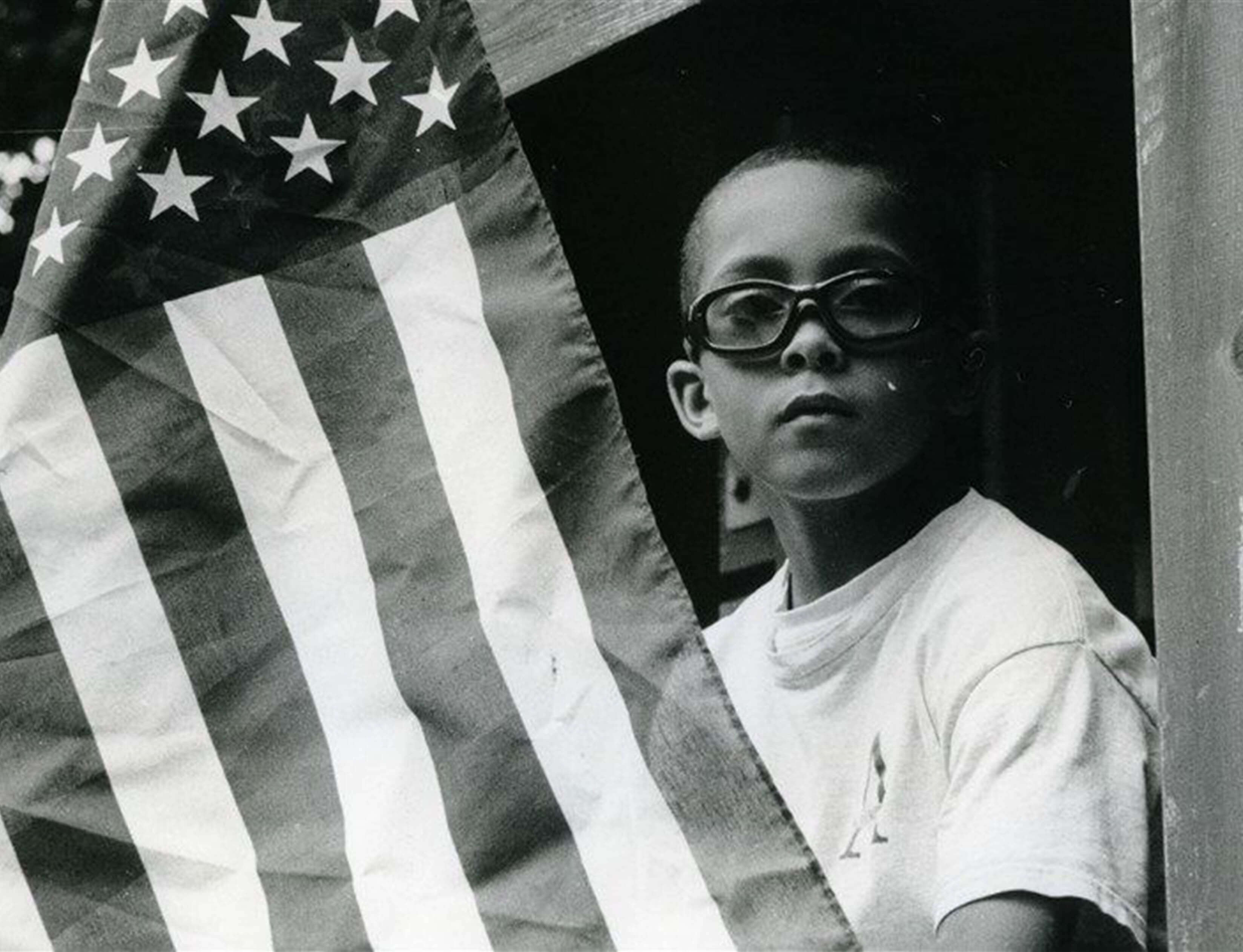 "Shannon Costello '19's photo titled ""Pride,"" won a Gold Key award in the 2017 Regional Scholastic Art Competition."