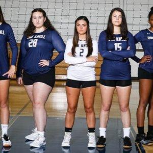 Oak Knoll School Volleyball Team