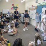 leadership at oak knoll school