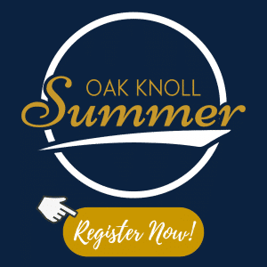 oak knoll summer camp registration button