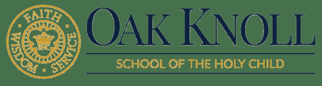 oak knoll logo horizontal