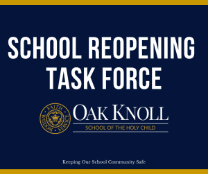 school reopening task force image