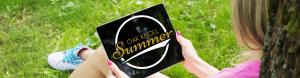 virtual summer camp banner