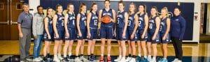 Oak Knoll School Basketball Team