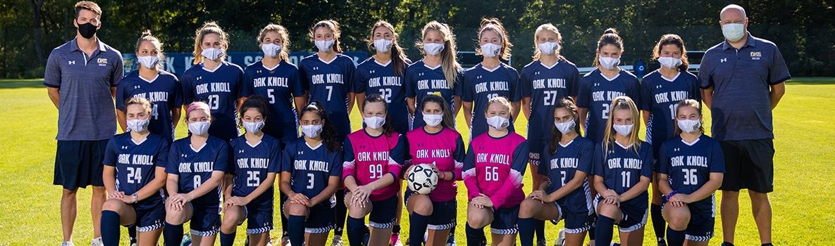 Team photo of Varsity Soccer Squad