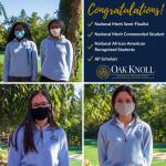 Oak Knoll names AP Scholars 2020
