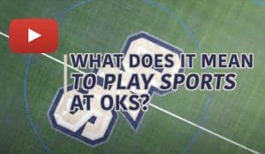 what does it mean to play sports at oak knoll? video