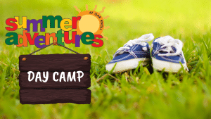 day camp information button