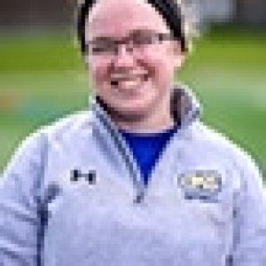 Profile picture of softball coach Casey Dickson.