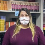 Natasha Ludlow, English teacher in oak knoll's upper school